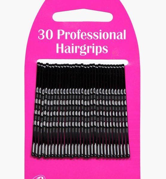 30 darabos professzionális hosszú-hajcsat szett