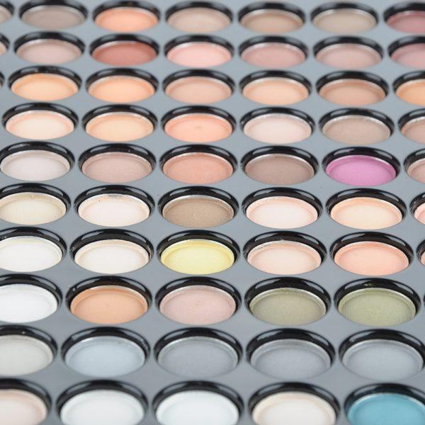 88 szín palettás szemfesték készlet