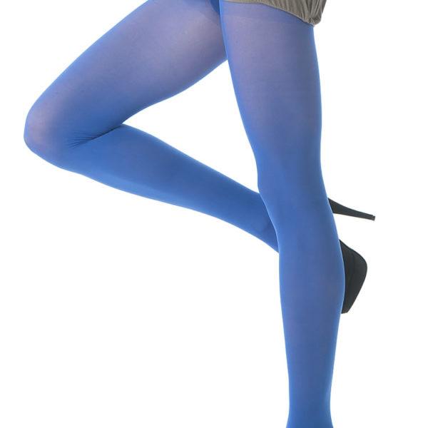 kék mikroszálas harisnyanadrág