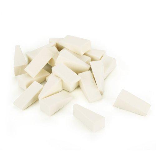 20 darab háromszög alakú, alapozó szivacs,