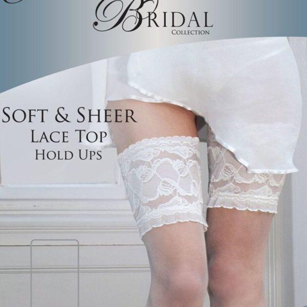 esküvői harisnya, combfix