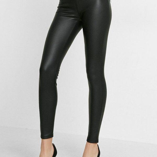 silky bőrhatású leggings